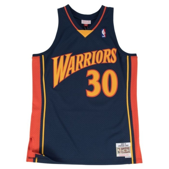 bc6244af39d Stephen Curry NBA Jersey Golden State Warriors